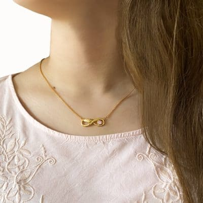 Collier ange pour maman