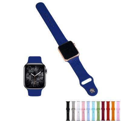 Bracelet apple watch personnalisé