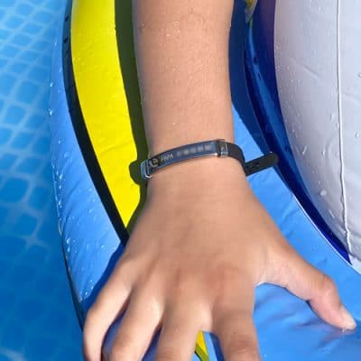 Bracelet sécurité pour enfant