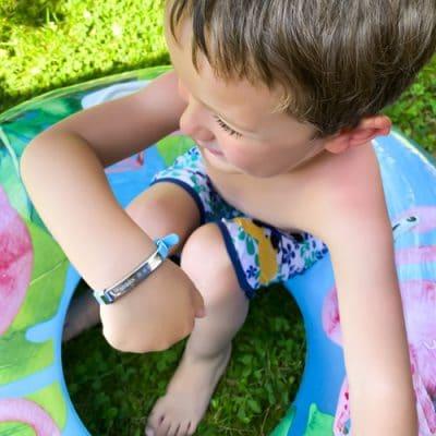 Bracelet pour enfant à graver avec son prénom